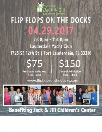 Flip Flops on the Docks @ Lauderdale Yacht Club | Fort Lauderdale | Florida | United States
