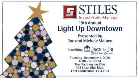Light Up Downtown @ Stiles Plaza | Fort Lauderdale | Florida | United States
