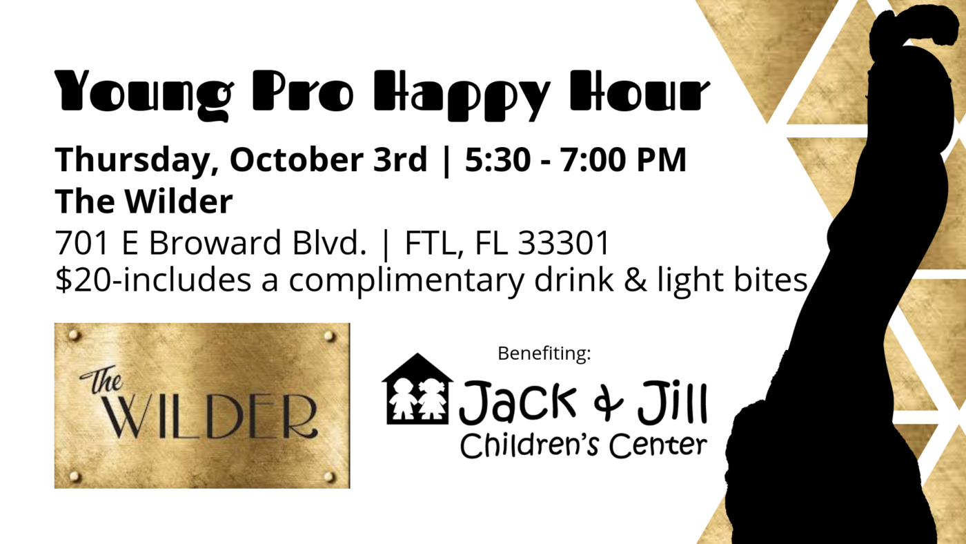 Young Pro Happy Hour at The Wilder @ The Wilder | Fort Lauderdale | Florida | United States