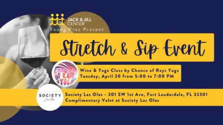 Young Pro's Stretch & Sip Event @ Society Las Olas | Fort Lauderdale | Florida | United States